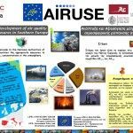 2 Greese AIRUSE Notice board